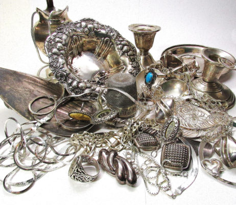 We buy silver! Sell silver in CT